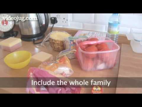 How To Get Your Child To Eat Healthily At School