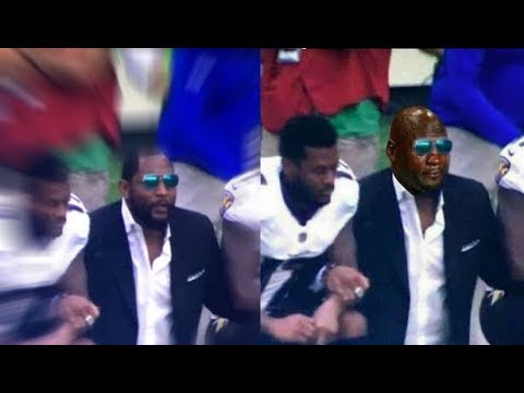 Ray Lewis Might Be The Biggest Hypocrite In Professional Sports....#ColinKaepernick