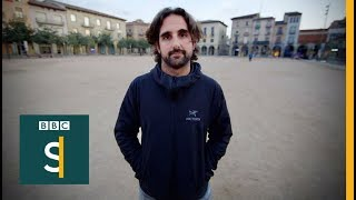 Catalonia: Is this really the start of a new country? BBC Stories