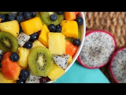Easy Fruit Salad 3 Delicious Ways