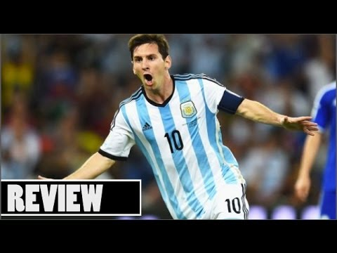 Argentina vs Belgium Full Match ~ LIVE Fifa World Cup 2014 [REVIEW]