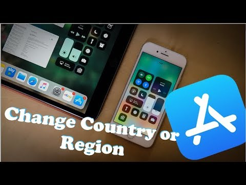 New December  2017 • Change App Store Country or Region without Creditcard (None)