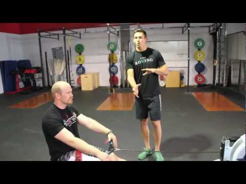 CrossFit Rowing Tips With Shane Farmer Episode 2