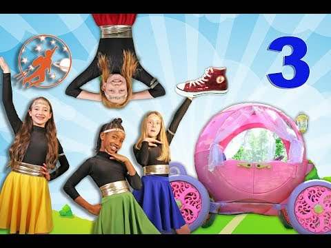 High Top Princess: The Mystery of The Magic Shoes 3 - The Shoe Stealer from New Sky Kids