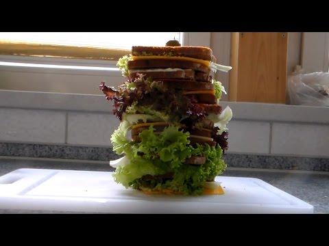 Episode 17: Multi-stacked Dream - The Dagwood Sandwich