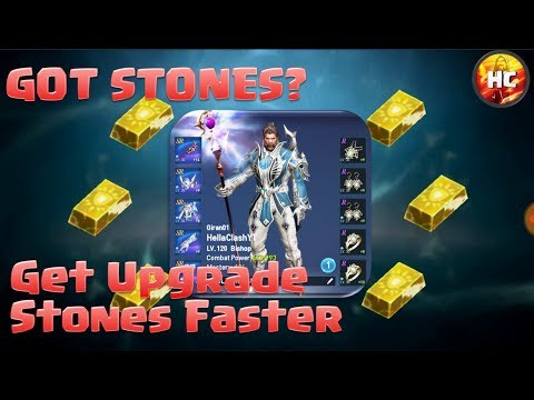Farm Upgrade Stones Faster in Lineage 2: Revolutions! Avoid the Armor & Accessory Upgrade Stone Wall