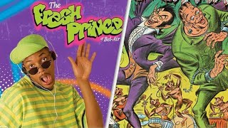 """""""Fresh Prince of Bel Air"""" set to the Monster Mash!"""