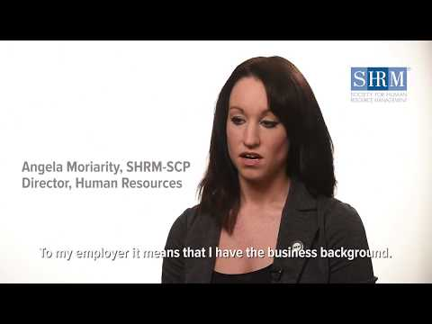 The Value of SHRM Certification to Your Employer