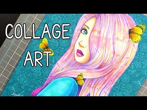Fun Collage Art!