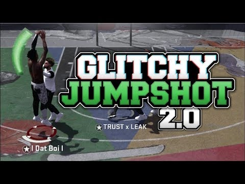 THE LAST GLITCHY JUMPSHOT - INSANE GREENS ON ANY BUILD - NBA 2K18