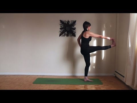 Yoga for Sore Feet