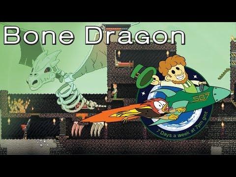 StarBound SB7 - Bone Dragon  #27