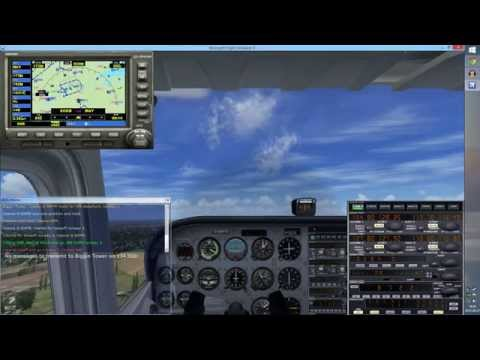 FSX: Let's Learn to Fly Together ★ Part 5: Taxiing & Take-off