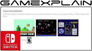 Nintendo Clarifies How Switch