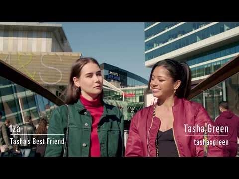 OnTrend at Westfield Stratford City with Tasha