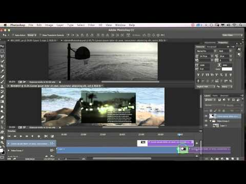 How to Make Movies in Photoshop with Colin Smith