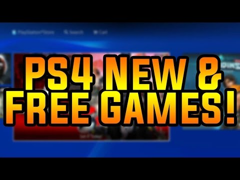 New On The PlayStation Store And Free Games 4/4/17!