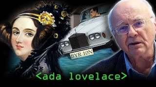 Poetry to Pythagoras: Ada Lovelace - Computerphile