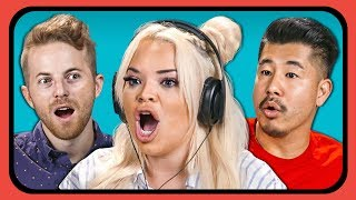 YouTubers React To NEW Most Subscribed YouTube Channel Of All Time? (T-Series)