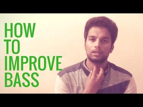 Singing Lessons #11 How to Increase Bass In Voice (Kharaj ka Riyaz) In Hindi