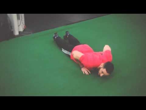 Primal Movement Exercise - Alligator Crawls