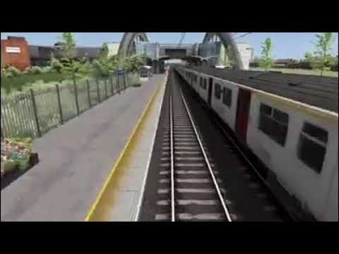 Train Simulator 2018 Southend Airport Station