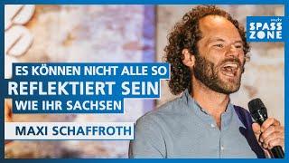 Maxi Schaffroth: Schwäbische Zwänge bei Olafs Klub | MDR SPASSZONE