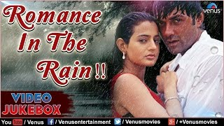 Romance In The Rain : Hot Bollywood Songs , Video Jukebox