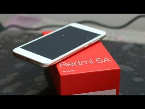 Redmi 5A Unboxing