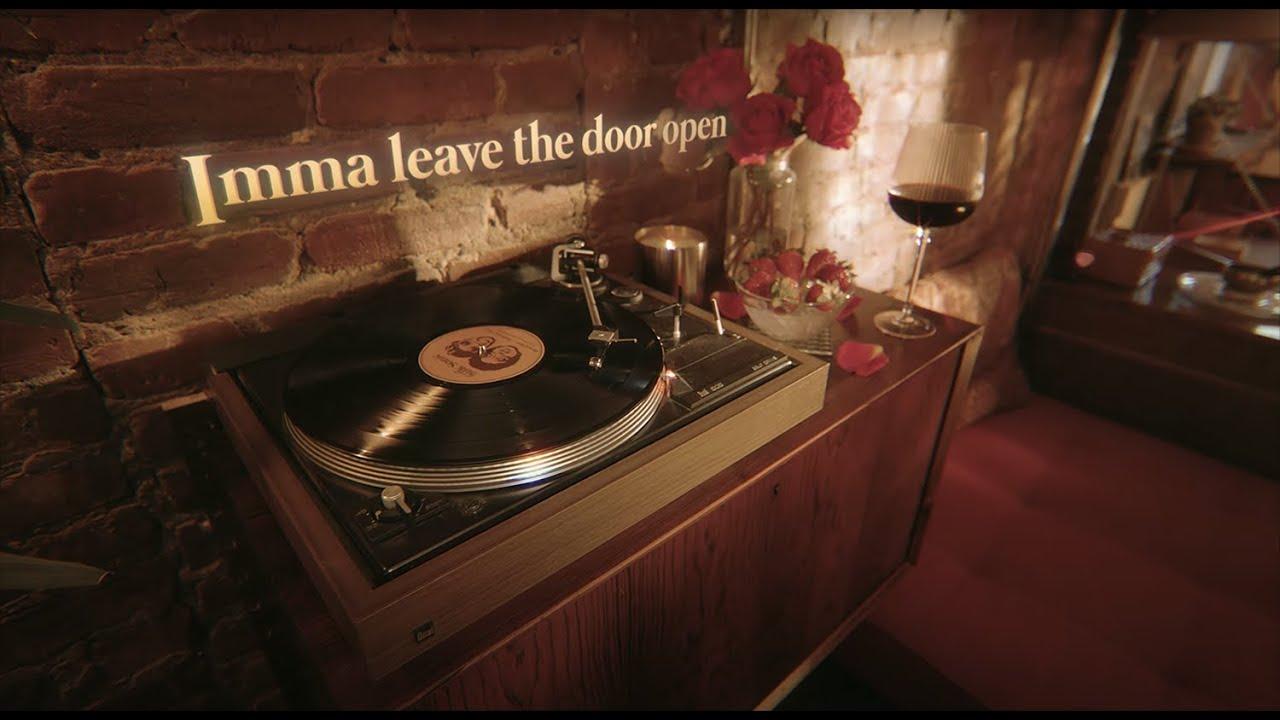 """Bruno Mars, Anderson .Paak, Silk Sonic - Leave the Door Open [""""]"""