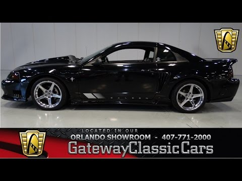 2000 Ford Mustang Saleen Gateway Classic Cars Orlando