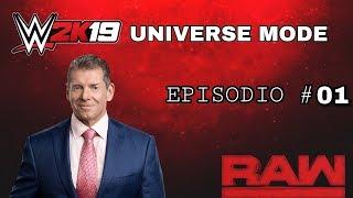 WWE 2K19 Universe Mode - Episode 4: Open Invite - PakVim net
