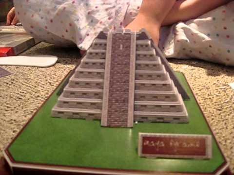 building a mayan pyramid