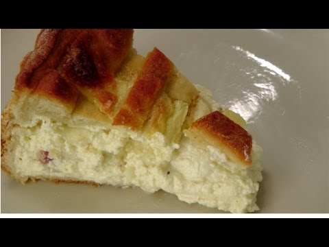 How to Make Pizza Rustica - Recipe by Laura Vitale - Laura in the Kitchen Episode 168