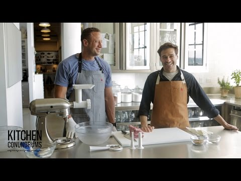 Bonus Video: Sweet Italian Pork Sausage with Pat LaFrieda - Kitchen Conundrums with Thomas Joseph