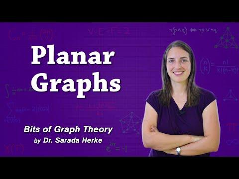 Graph Theory: 57. Planar Graphs