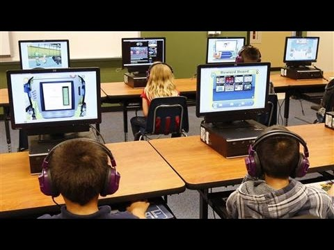 Tech in Classrooms Doesn't Always Boost Education