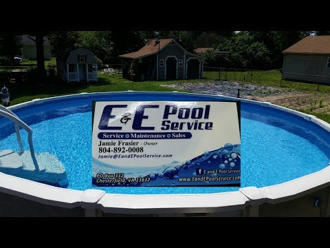 E&E Pool Service Chesterfield VA / A Mobile Pool Store & Service Best Pool Ladies Around By KVUSMC