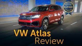 2021 Volkswagen Atlas | Review & Road Test