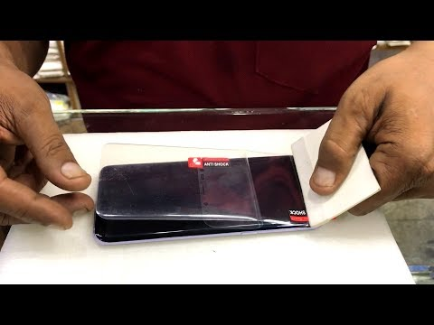 How to Apply Screen Protector on Mobile Phones | Installation Without Bubbles