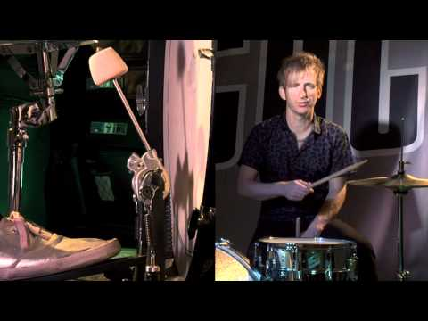 How To Play Drums - in 4 Minutes! Amazing Video for Beginners