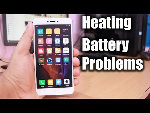 Redmi note 4 HEATING Battery Problems Fix OFFICIALLY (Hindi )