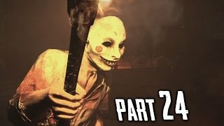 The Evil Within Walkthrough Gameplay Part 24 - Heresy (PS4)