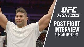 UFC St. Petersburg: Alistair Overeem -