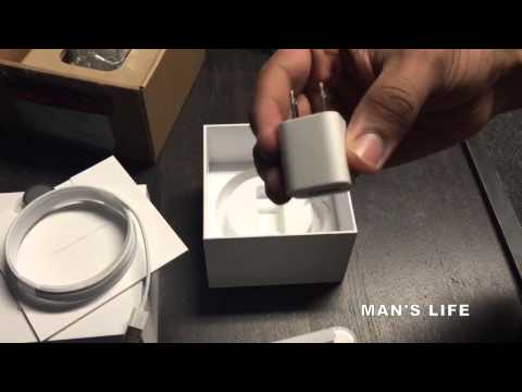 Apple Watch Unboxing - Man's Life