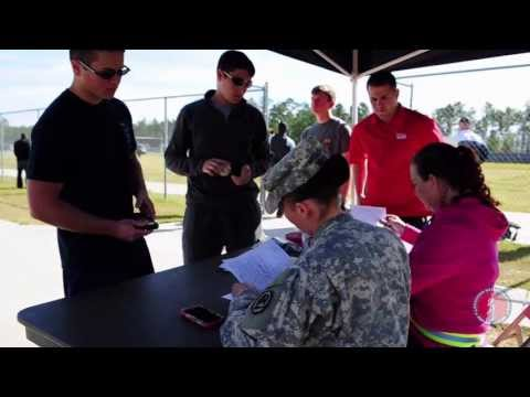 La. National Guard sponsors JROTC All Sports Day Event