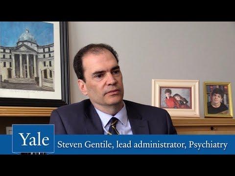 Workplace Survey Action Planning: Yale University's Steve Gentile