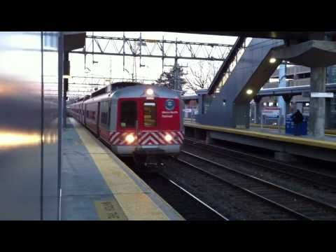 Aboard Metro North Train New York - Stamford, CT