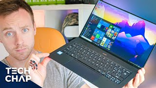 The World's THINNEST Laptop - Should You Buy It? [Acer Swift 7 Review] | The Tech Chap