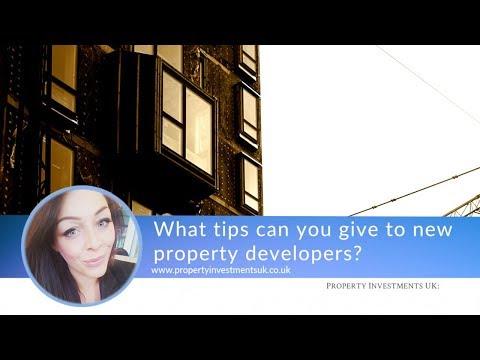 Grant Erskine - Tips For Property Developers